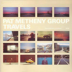 comprodisco.com //Vender discos de jazz-rock como Pat Metheny Group: Travels /Barcelona