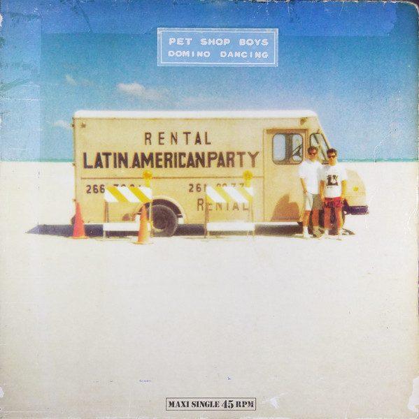Vender colección de discos Maxi singles como Pet Shop Boys: Domino Dancing /Barcelona
