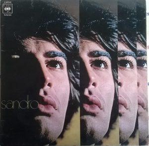 Vender discos de vinilo en Barcelona de cantantes latinos como Sandro: Sandro