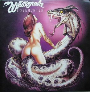 Vender discos de vinilo en Barcelona como Whitesnake: Lovehunter /en discos de Rock