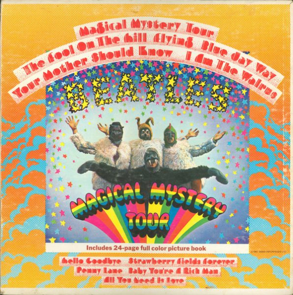 Compra venta discos usados: The Beatles: Magical Mystery Tour (1967)