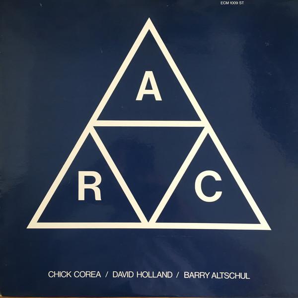 Compra venta vinilos de jazz como Chick Corea, David Holland, Barry Altschul – A.R.C